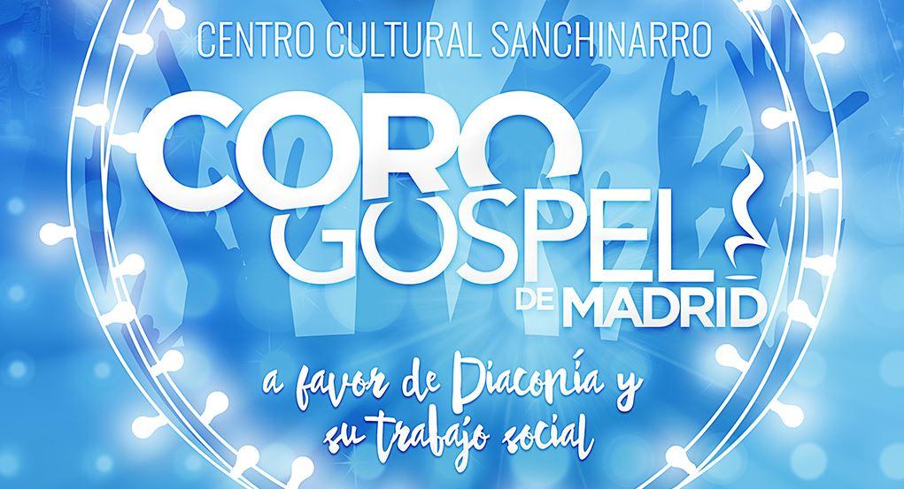 Concierto Solidario Diaconía, Coro Gospel de Madrid