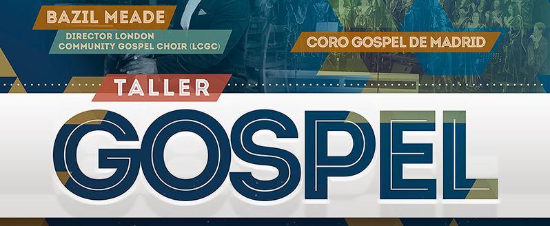 Taller Gospel 12 y 13 de Marzo 2016